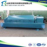 Centrifugador de secagem do filtro da lama