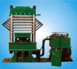 De schuimende het Vulcaniseren van de Machine Machine van het Vulcaniseerapparaat van de Pers