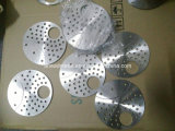 Peça feita à máquina fazendo à máquina do aço inoxidável dos serviços do CNC do costume