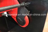 Автомат для резки стального листа Китая Anhui QC12y 12X6000
