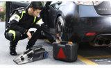 4 في 1 عمل سيّارة [فكوم كلنر] مع [أير كمبرسّور] إنارة [تير برسّور] مقياس قياس