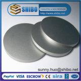 99.95% Disco puro del molibdeno, disco di Moly, piatto rotondo di Mo