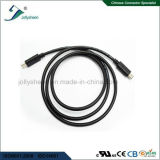 인조 인간 세륨 RoHS를 위한 베스트셀러 고수준 10 Gbps USB 전송율 USB 유형 C