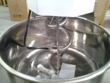 misturador de alimento elétrico do aço 100kgs inoxidável no equipamento de mistura com alta velocidade (RM-100)