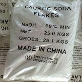 Idrossido di /Sodium di prezzi di fabbrica del NaOH della soda caustica/della soda caustica dei fiocchi pere dei branelli