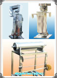 105ワインのための高速管状の分離器機械