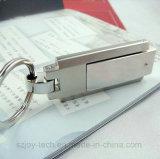 Memoria Flash de encargo del USB del metal de la insignia del grabado