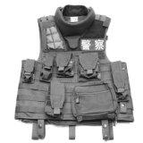 Usura tattica militare di Paintball Wargame della polizia della maglia