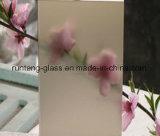 8mmの青銅(ブラウン)の好ましい価格の酸によってエッチングされるガラスか曇らされたガラス