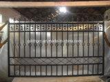 Poeder die 3000*2100mm Gegalvaniseerde het Schermen van het Staal van /Decorative van de Omheining van het Smeedijzer van de Veiligheid van de Tuin Ontwerpen met een laag bedekken