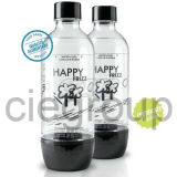 1000ml Carbonating la botella de agua (CIE-SD18B2).