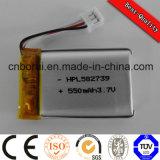 3.7V 1800mAh batería de polímero de litio celdas
