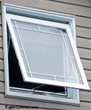 Aluminiumneigung-und Drehung-Fenster
