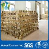 Gabbia stabile del filtro per il supporto del sacchetto filtro polveroso