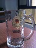 Чашка Sdy-F0491 пива стеклянного сбывания стеклоизделия чашки горячего стеклянная