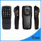 Varredor Handheld Android do código de barras da tela de toque PDA