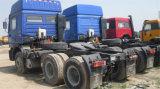 Shacman 10の車輪6X4のトラクターのトラックヘッド