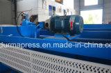 Scherpe Machine van het Roestvrij staal 6X3200 van de Fabrikant QC12y van China de Hydraulische