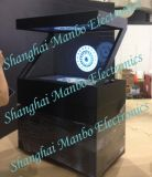 180 gradi di 3D Holography Advertizing Showcase/Hologram Display/Holo Projector