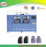 Máquina de soplado de botellas de HDPE/máquina extrusora de plástico moldeado por soplado y máquina de hacer de botella