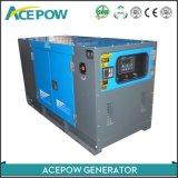 Générateur électrique en mode veille Indusrial 300 kVA avec ATS