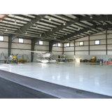 Structure légère en acier de construction de hangar de l'aéroport