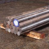 ツール鋼鉄DIN 1.2436 D6 Cr12W SKD2によって回される棒鋼