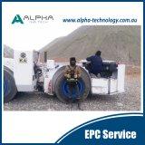 Alpha contrôles intelligents de l'exploitation LHD Radio Remote de l'Australie
