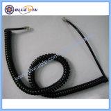 Câble en spirale de téléphone