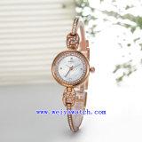 Горячие продавая wristwatches изготовленный на заказ моды кварца вскользь (WY-010C)