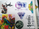 8 печатная машина Inkjet цветов A3 цифров модной тенниски