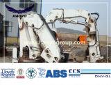 Leverancier Van uitstekende kwaliteit van de Kraan van de Boom van het Gewricht van China de Hydraulische Telescopische