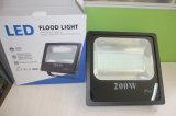 Gran cantidad de lúmenes resistente al agua IP66 de alta potencia 200W de iluminación de las inundaciones en el exterior