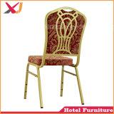 Hotel Furniture Steel Aluminum Wedding Banquet Chair for restaurant