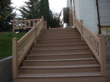 O composto de plástico de madeira / WPC deck / WPC Flooring
