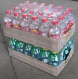 Film de rétrécissement pour la boisson de bouteille avec des plateaux