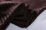 Черные ткани софы и мебели группы МНОГОТОЧИЯ 360GSM