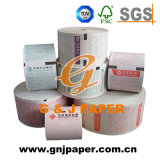 POS het Thermische Document van uitstekende kwaliteit met Uitstekende Verpakking