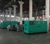 20kVA-500kVA Cummins, das gesetzten leisen Dieselgenerator festlegt