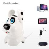 Beweglicher mini Hifi fehlerfreier Haustier-Hundtier-USB-Computer Bluetooth Lautsprecher