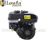3kVA motor de gasolina eléctrico del comienzo 7.0HP para la bomba de agua