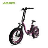 20 بوصة سمين إطار العجلة [إبيك] ثلج درّاجة كهربائيّة لأنّ عمليّة بيع