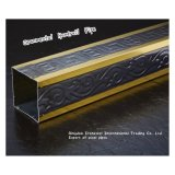 Труба нержавеющей стали плакировкой цвета 304 Ornamental с конструкцией искусствоа