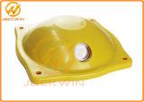 En Amérique du Sud marché solaire en plastique jaune Cat Eyes goujon de route
