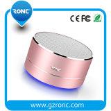 Altofalante de alumínio de Bluetooth do mini altofalante portátil da venda direta da fábrica