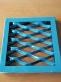Pannello reticolare di alluminio di colore dell'oro per uso del soffitto