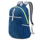 Im Freien wandernder kampierender Unisexarbeitsweg Sports Schulter-faltbaren Rucksack
