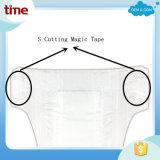 La magie des couches pour bébés de bandes avec SAP japonais haute couche absorbante