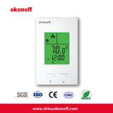 UL elektro het Verwarmen van de Vloer Thermostaat met Externe Sensor (tc120e-2)
