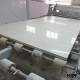 carrelages blancs de quartz de 600X600mm pour le matériau de construction